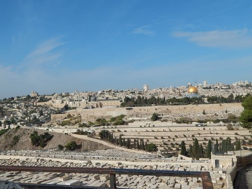 jerusalem temple view