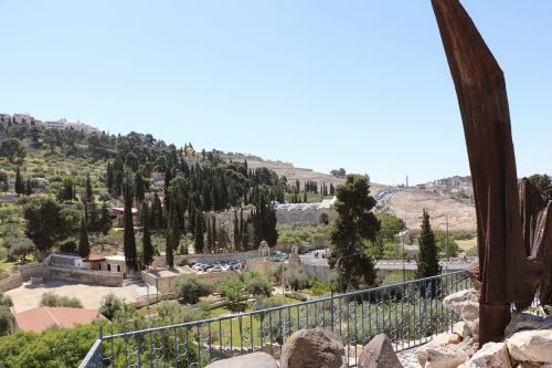 jerusalem israel landscape