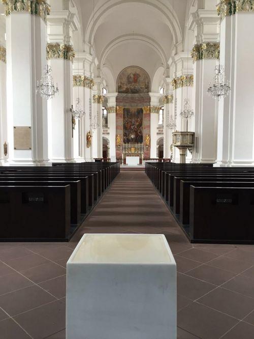 jesuit church heidelberg church