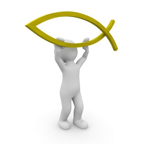 Jėzus,krikščionis,tikėjimas,religija,krikščionybė,žuvis,fischer,šventas