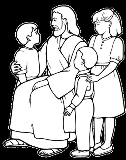 jesus christianity children