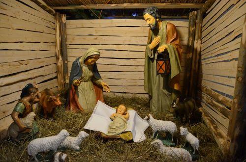 jesus bethlehem crib