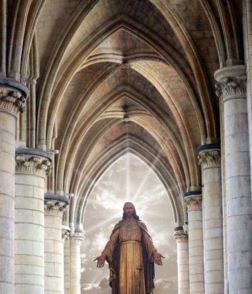 Jėzus,bažnyčia,krikščionybė,tikėjimas,religija,kirsti,krikščionis,dievas,krikščionis,Jėzus Kristus,architektūra,skulptūra,pastatas,krikščionys,katalikų,šventas,figūra,religinis,statula,Romos katalikų,rankos,bažnyčios langas,spalvingas langas,skydas,bažnyčios lubos,ornamentas,garbinimo namai,arka,senas,antklodė,bažnyčios skydas,prisikėlimas,apšvietimas,spinduliai,blizgesys,stulpelis,senas pastatas,dangus,mitinis,simbolis