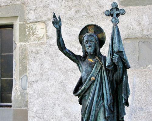 jesus christ sculpture
