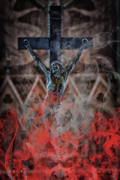 jesus  cross  crucifixion