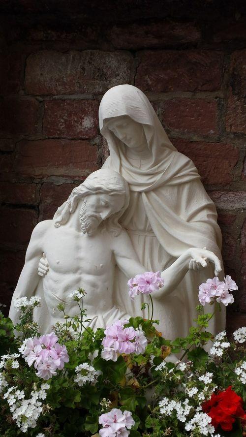 jesus maria figure