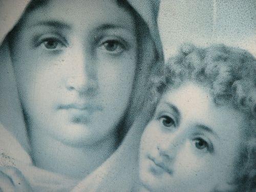 jesus maria image