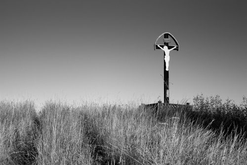 jesus crucifixion wayside