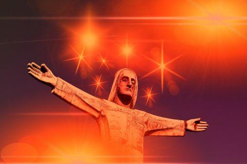 jesus statue figure