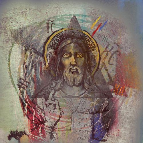 jesus christ religion art