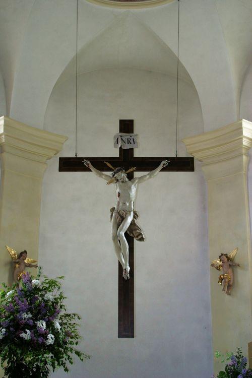 Jėzus Kristus,kirsti,religija,tikėjimas,krikščionybė,nukryžiuotas,menininkai,Bavarijos menininkas,ignaz günther,senas vyras akmuo,altmühl slėnis,schambach slėnis