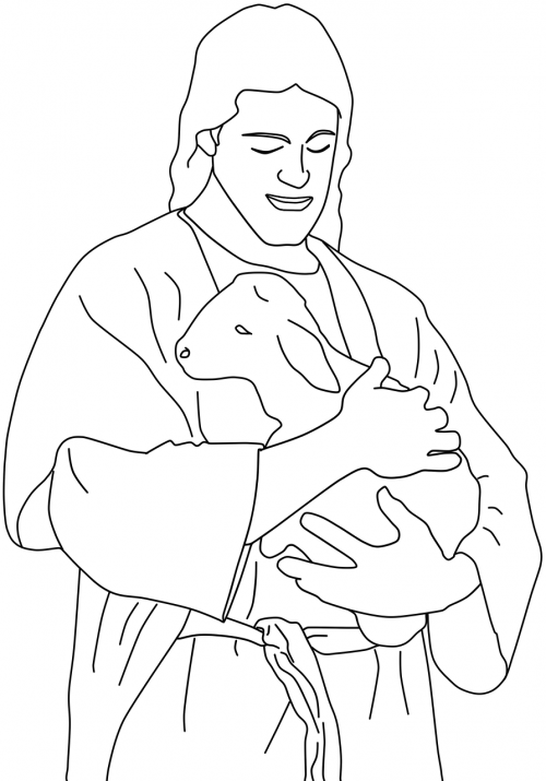 jesus christ good pastor evangelical