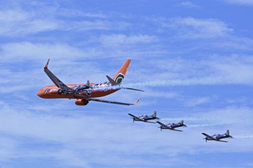jet 737 boeing
