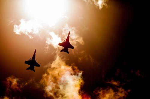 jet fighter jet raaf hornets