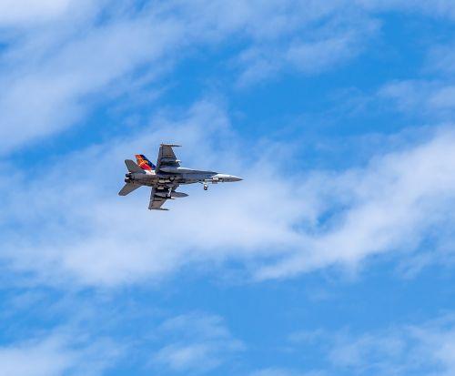 jet fighter jet raaf hornet