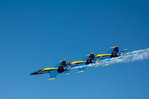 jet plane  blue angels  jet