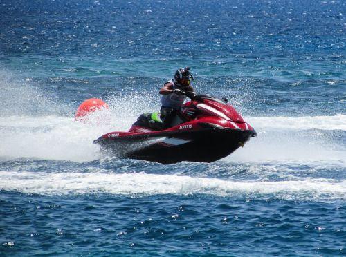 jet ski sport water