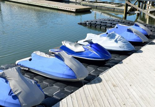 jet ski for rent water