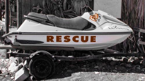 jet ski rescue safety