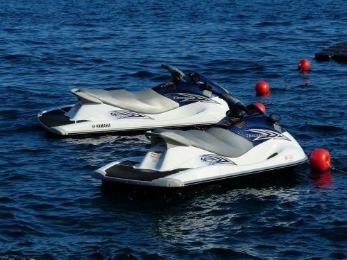 jet ski personal watercraft jet boat
