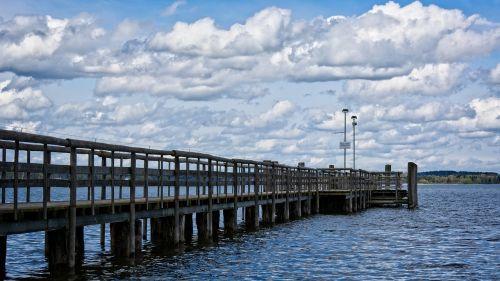 jetty wood pier