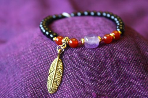 jewel lilac fabric
