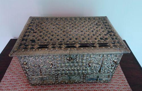 jewel box jewllery box antique