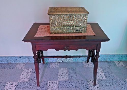 jewel box jewellery box antique
