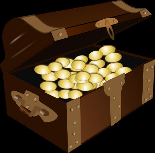 jewel box ornate gold