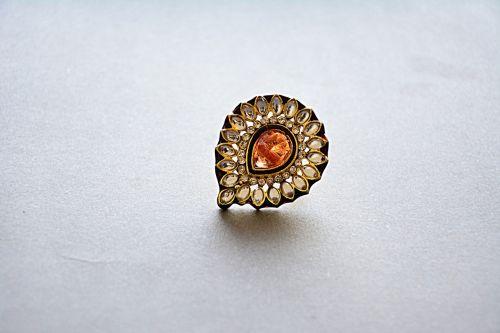 jewellery earring golden