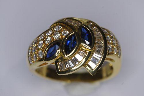 jewellery real safir