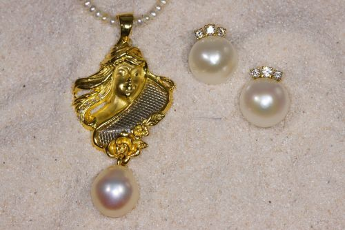 jewellery gold beads