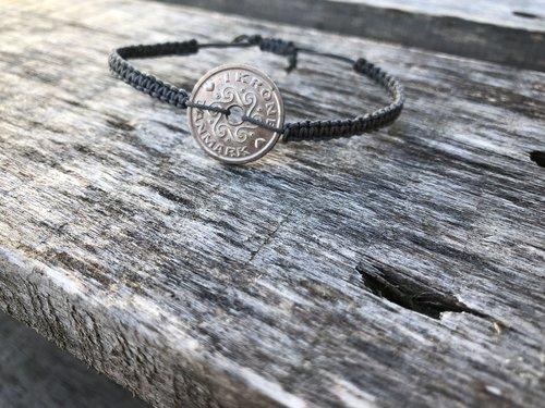 jewellery  macrame  danish krone