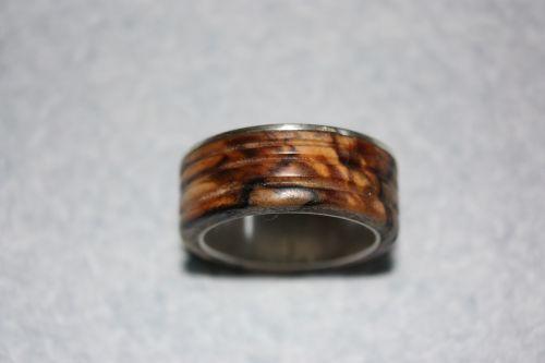 jewellery wood ring