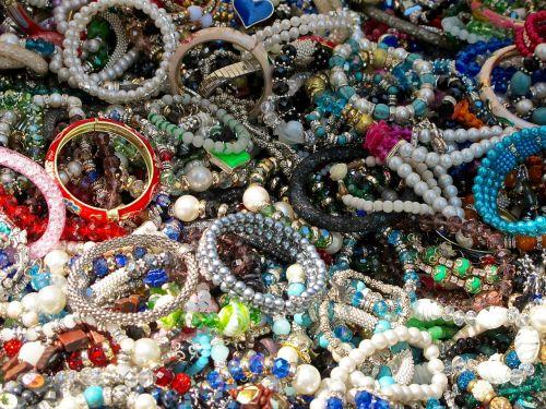 jewelry bling trinkets