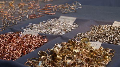 jewelry rings bangles