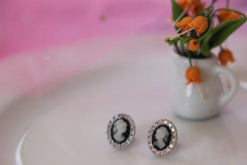 jewelry  silver jewelry  earrings