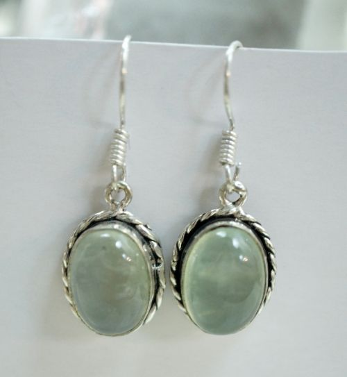 jewelry prehnite green