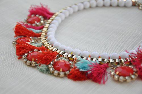 jewelry necklace beads