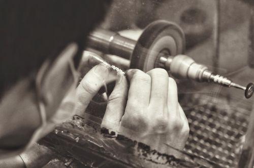jewelry manufacturing manufacturing polishing