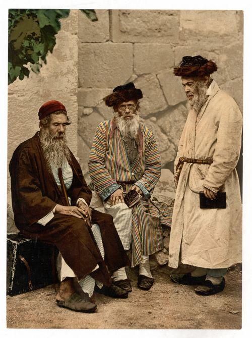 Jews In Jerusalem