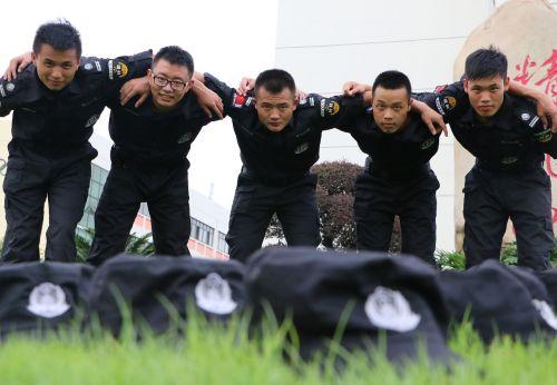 jiangxi normal xiaowei dui campus safety
