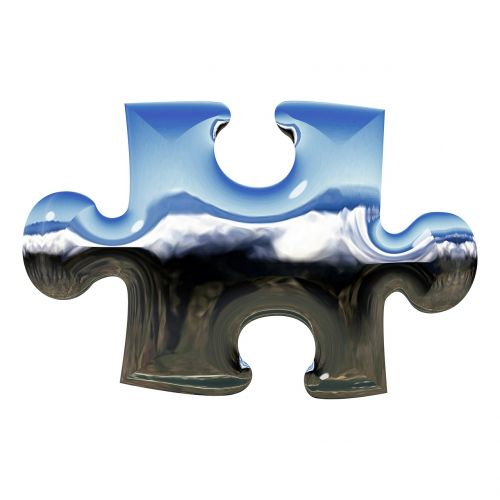 jigsaw puzzle solution
