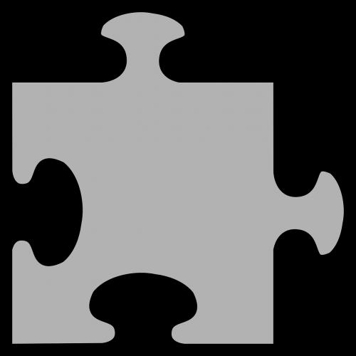 jigsaw jigsaw puzzle grey