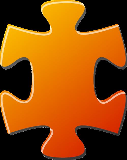 jigsaw piece puzzle