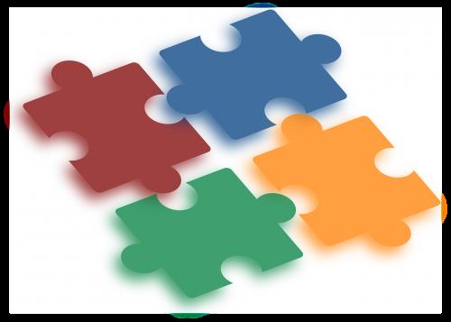 jigsaw puzzle parts jigsaw