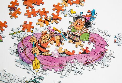 jigsaw puzzle leisure piece
