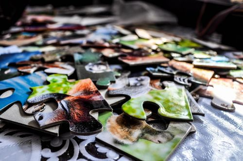 jigsaw puzzle puzzle picture