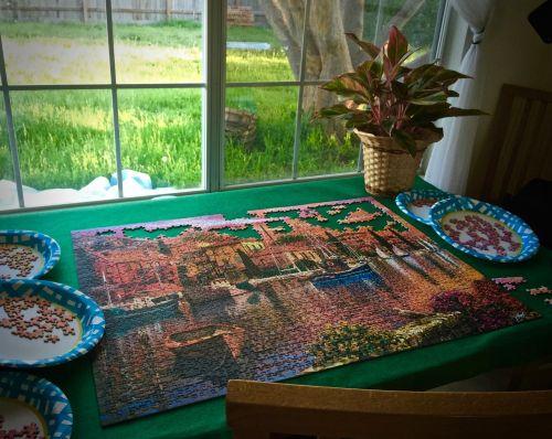jigsaw puzzles process jigsaw