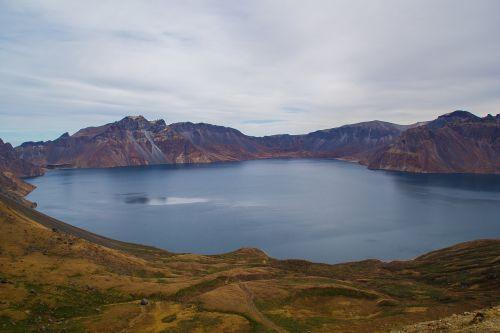jilin province changbai mountain west slope